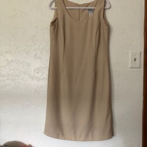 R&M Richards sleeveless dress, size 12